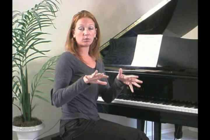 Cómo Hacer la parte Superior de la Gama de Ejercicios Vocales
