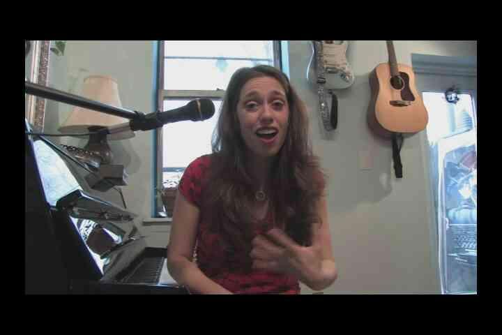 Cómo Tener una Buena Actitud de Cantar