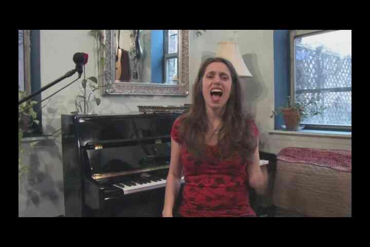 Aprender Cómo Actuar Mientras Canto