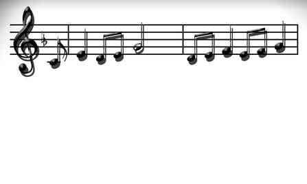 Cómo Usar las Matemáticas en la Escritura de la música