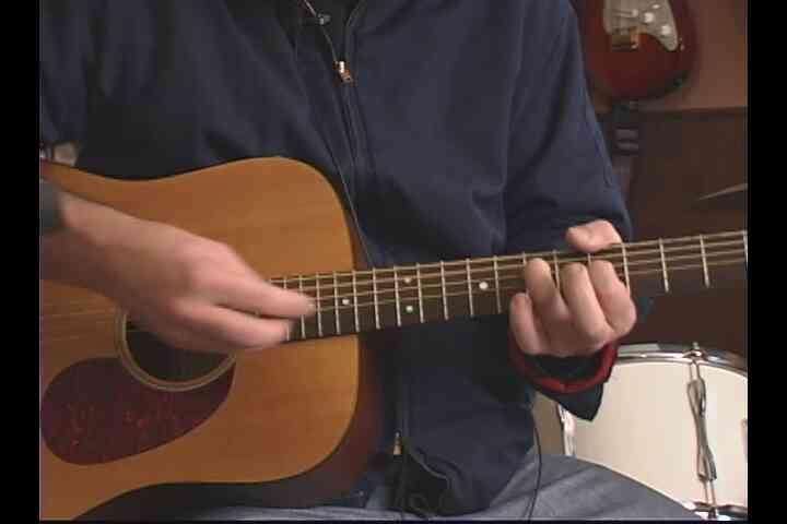 """Cómo Jugar el """"Chop Suey"""" en la Guitarra"""