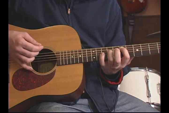 """Cómo Jugar """"Bienvenido a Casa"""" en la Guitarra"""