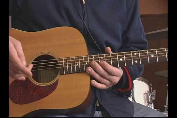 """Cómo Jugar el """"Odio Todo Acerca de Ti"""" en la Guitarra"""