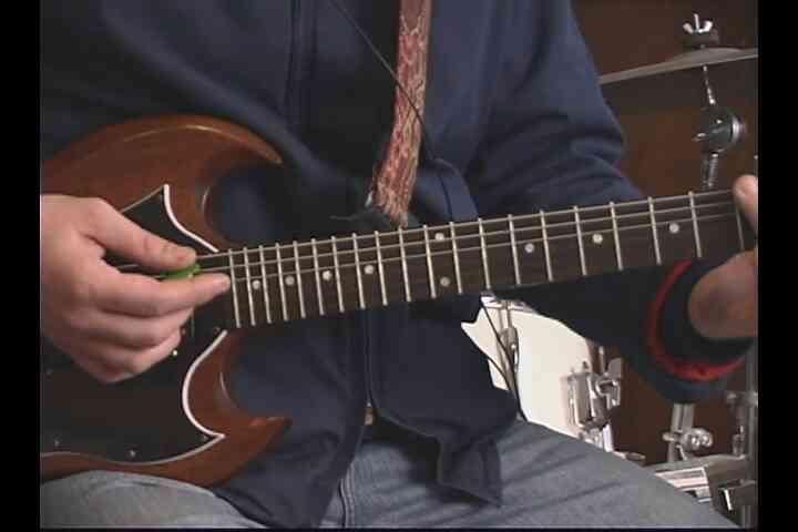 """Cómo Jugar el """"Blue Orchid"""" en la Guitarra"""