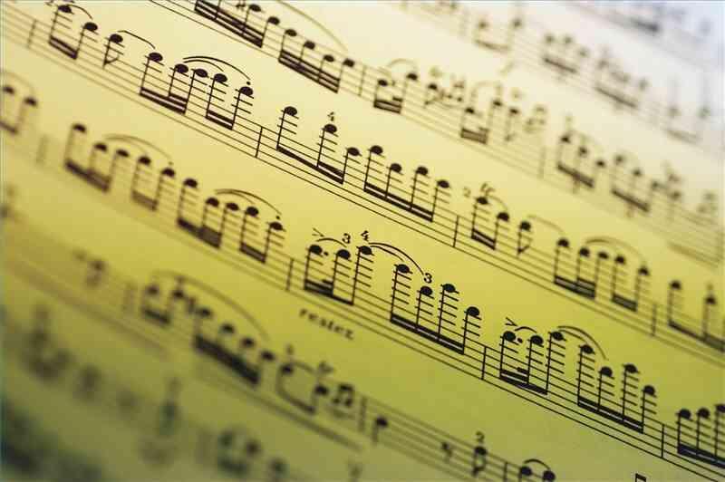 Cómo Encontrar Música Libre de la Hoja en Línea
