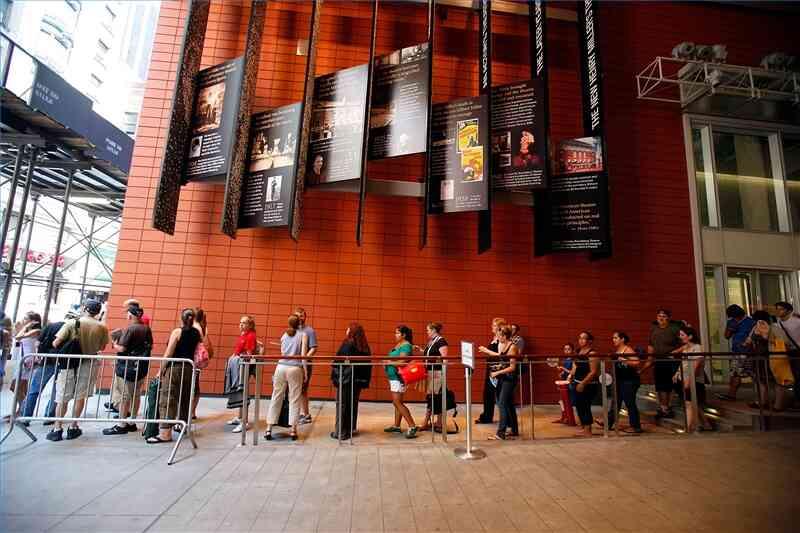 Cómo Conseguir las Entradas para un Espectáculo de Broadway