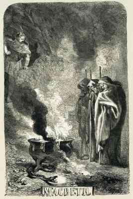 """¿Cuáles Son las Tres Profecías en """"Macbeth""""?"""