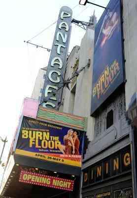 Los Mejores Asientos en el Teatro Pantages