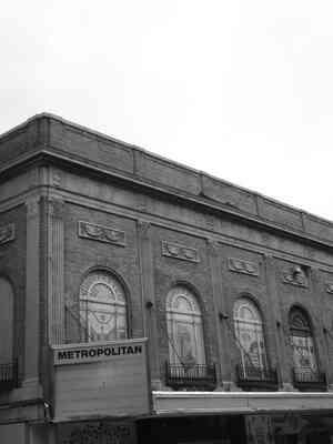 Teatro De Renovación De Becas