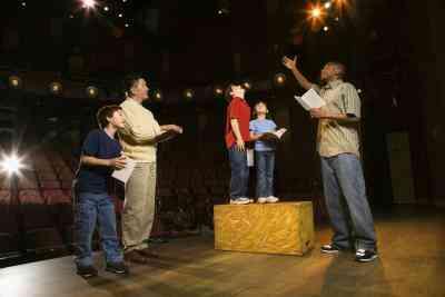 Cómo Buscar el Dinero de la Subvención para un Teatro de la Comunidad
