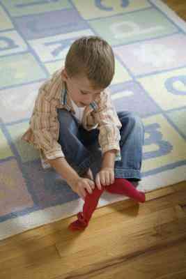 Cómo Hacer una Locura Calcetines para Niños