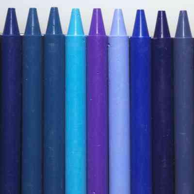 Cómo Hacer arco iris Lápices de colores Utilizando Moldes de Silicona