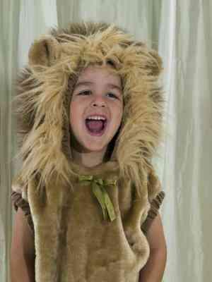Cómo Hacer un León de Melena Diadema