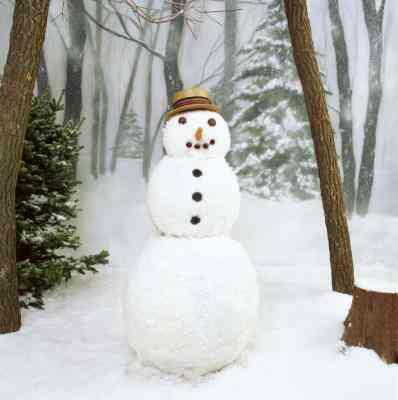 Cómo Hacer Muñecos de nieve con Calcetines