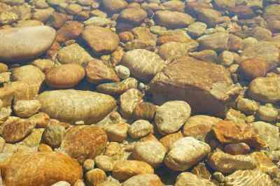 Cómo Hacer Rocas de Río Alfombras