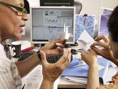 Cómo Hacer un Origami de Hipopótamo