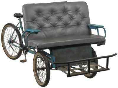 Cómo Hacer un Rickshaw