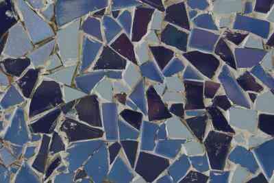 Cómo Hacer un Mosaico en un Lienzo