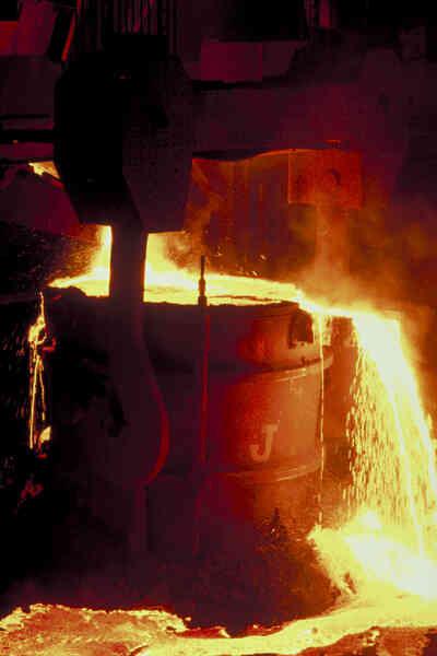 Cómo Fundir el Metal para Fundición