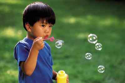 Cómo Hacer una Burbuja Que no Pop