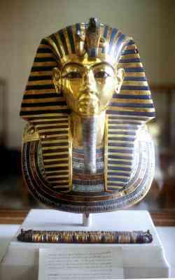 Cómo Hacer un 3-D el Rey de la Máscara de Tutankamón