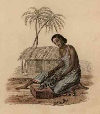 Cómo Hacer una Escala Pequeña Cabaña India Desde los Días de los Pioneros