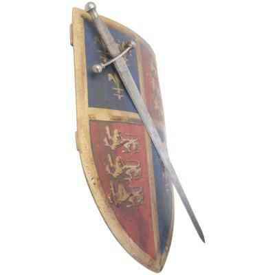 Cómo Hacer Medieval Escudo de Plantillas