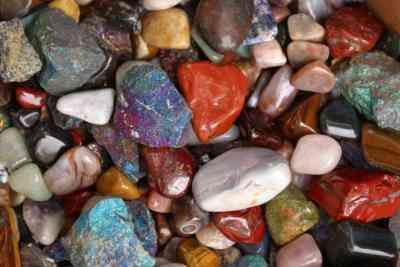 Cómo Teñir las Rocas
