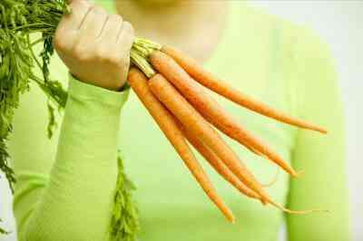 Cómo Utilizar las Zanahorias para Teñir