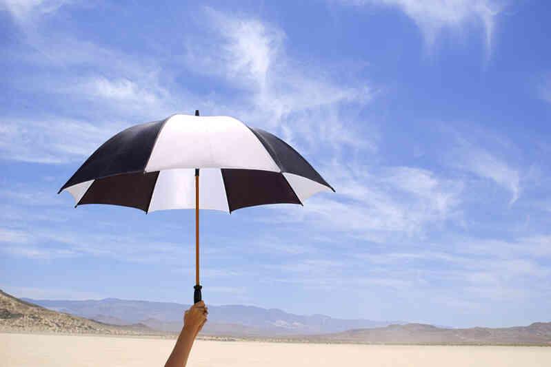 Cómo Hacer un Sombrero Paraguas