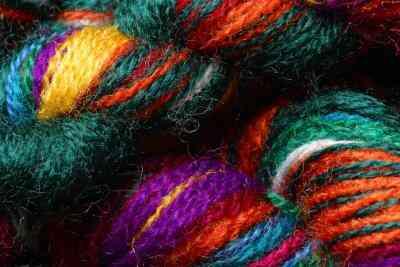 Cómo Hacer una Cadena de Bufanda