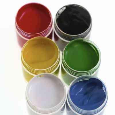 Cómo el Color de la Resina