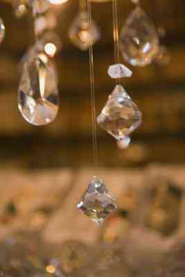 Cómo Hacer de Bolas de Cristal de Swarovski Suncatchers