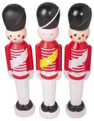 La Navidad Soldado Manualidades Con Macetas De Terracota