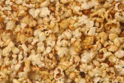 Cómo Hacer Palomitas de maíz Contenedores