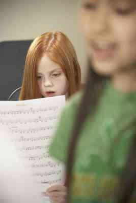 La enseñanza de Kindergarten de la Música: el Aprendizaje de la Música de velocidad o Tempo en el Kinder