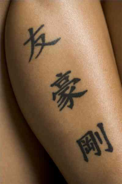 Cómo Conseguir Un Tatuaje En La Pantorrilla