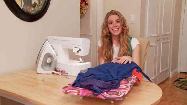 Cómo Modificar un Vestido Que Es Demasiado Largo