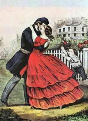 NOSOTROS los Estilos de Ropa para las Mujeres de la década de 1860