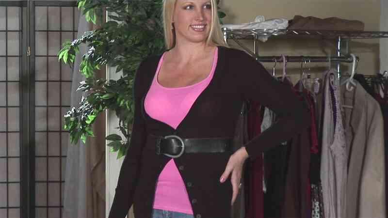 Cómo llevar un Largo Cardigan Sweater