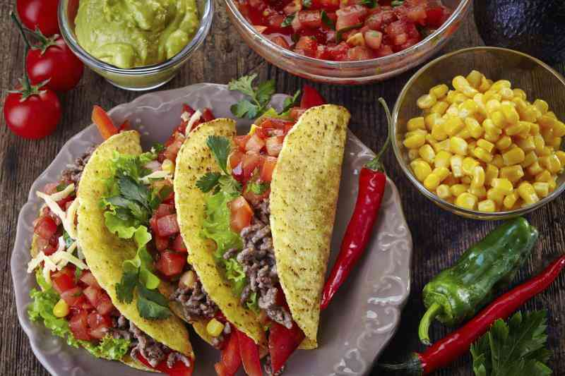 Cómo Hacer Tacos de Cero
