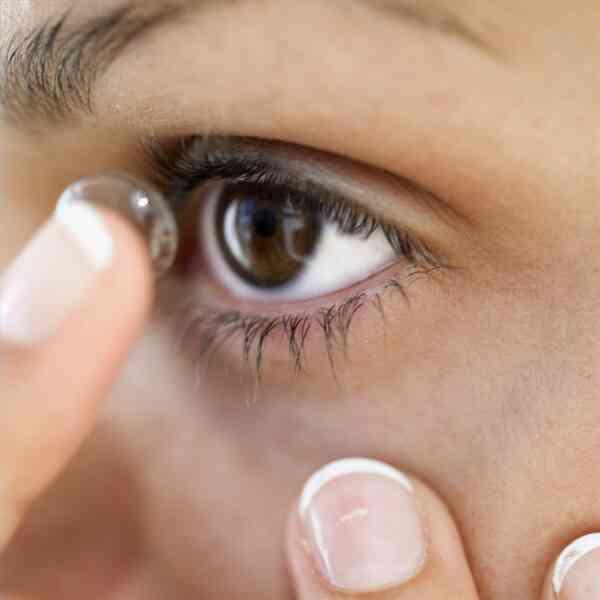Cómo Hacer una Desechables Lentes de Contacto Durar Mucho Tiempo