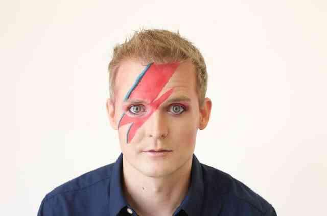 Cómo Hacer un Traje de Ziggy Stardust