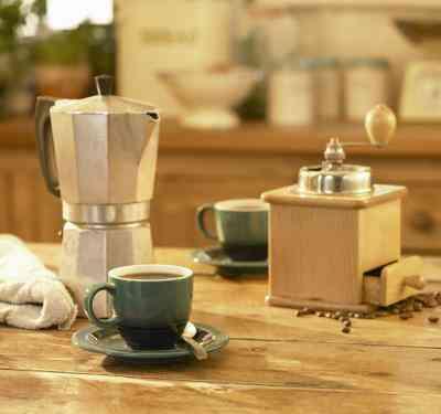Cómo Dejar de Estática en un Molinillo de Café