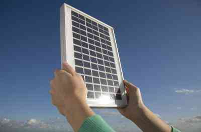 Paneles solares para Casas Móviles