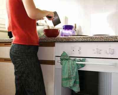 Cómo Utilizar el Comienzo del Retraso en un Horno Kenmore