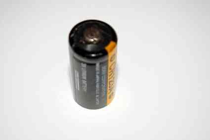Utiliza para A23 de 12 Voltios de las Baterías