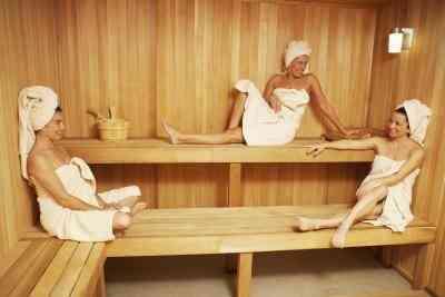 Sauna Desventajas