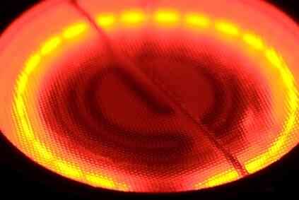 Cómo Utilizar una KitchenAid Eléctrica, Estufa de tv de Gama Superior