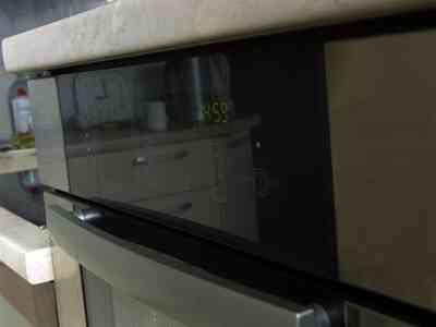 Cómo Reemplazar una KitchenAid Puerta de Horno de Cristal